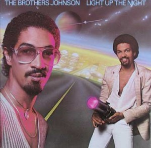 hilarious album covers the brothers johnson