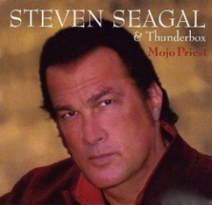 worst album covers steven seagal