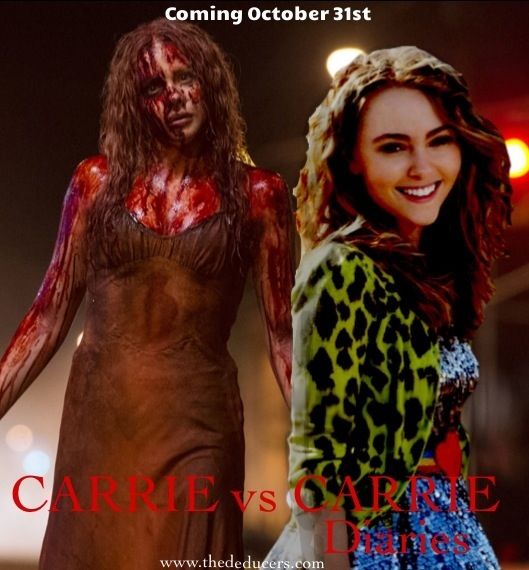 Carrie vs Carrie Diaries